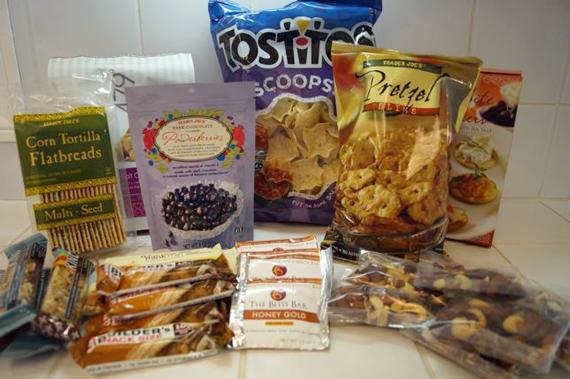 Snack-Organizing