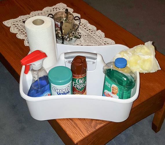 Spring Clean in Under 10 - Sterilite Corporation\'s Blog